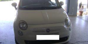 Fiat 500 Παρμπριζ